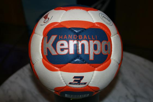 "Handball ""Detego"" (orange)"