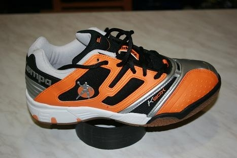 "Hallenschuh ""Performer""(orange)"