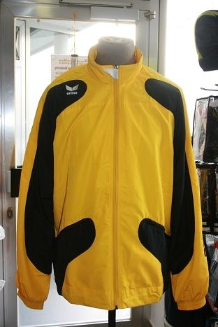 "Trainingsjacke ""Scorer"" (gelb)"