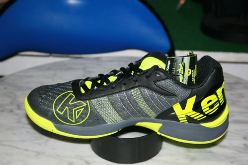 "Hallenschuh ""Attack Contender Caution"""